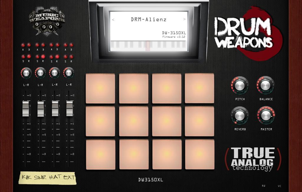 hip hop domination drums vsti free synth uncemy. Black Bedroom Furniture Sets. Home Design Ideas