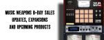 Music Weapons B-Day Sales, And Exciting News!