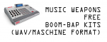 Music Weapons FREE Boom-Bap Kits
