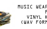 Free Vinyl Drumkit