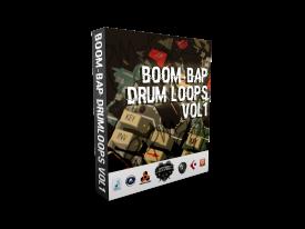 BoomBapDrumLoopsVol1
