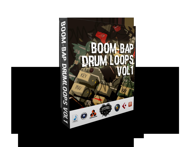 boom bap drum loops vol 1 wav pack music weapons. Black Bedroom Furniture Sets. Home Design Ideas