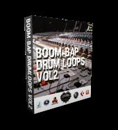 BoomBapDrumLoopsVol2