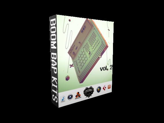BoomBapKitsVol2
