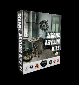 InsaneAsylumKitsVol1
